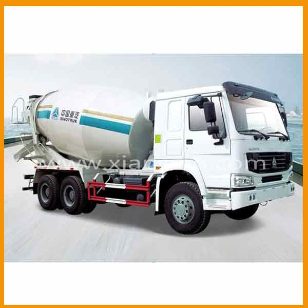 Sinotruk HOWO high-quality 6 x4 concrete cement mixers LHD / RHD