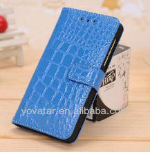 Crocodile leather case for blackberry z 10