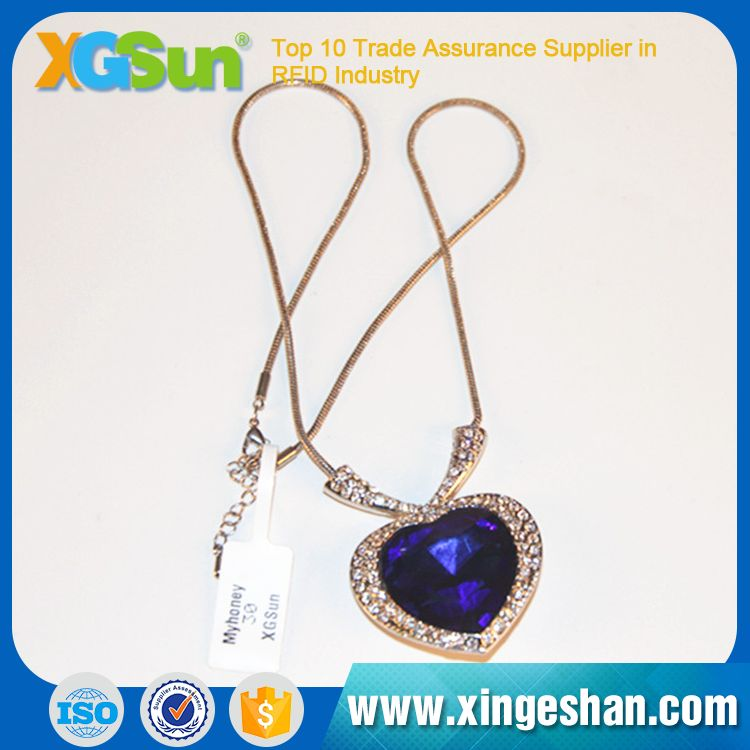 Disposable Long range UHF Rfid Jewelry Tag
