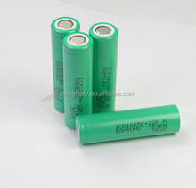 samsung icr18650 2200mah 18650 li-ion battery