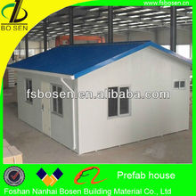 well designed modern portable prefab steel mobile home ,prefabricated beach house,simple homes