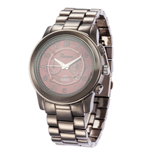 Hot Sale Best Fashion Stainless Steel Band Watches 2016 Business Alloy Man Wrist Watch