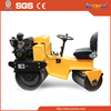 Construction Machinery Honda Engine second hand road roller