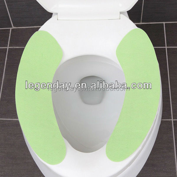 Flower Silicone Toilet Seat Covers