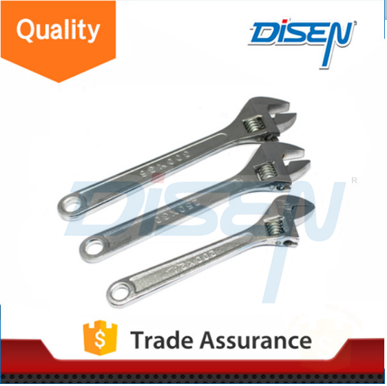 aluminum brass function adjustable wrench