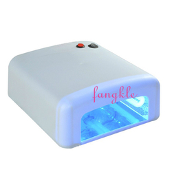 36w nail art lamp with timers