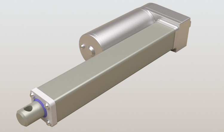 6000N linear actuator for solar tracker/DC, linear motor,solar tracker linear actuator,manufacturer