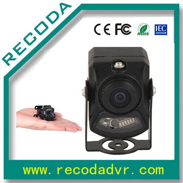 Mini Taxi Car Cam 700TVL 0.05 Lux CCD Senser and Infrared Technology Camera