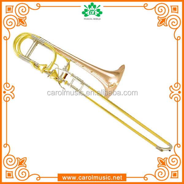TB014 Professional Double Thayer Valve Bass Trombone