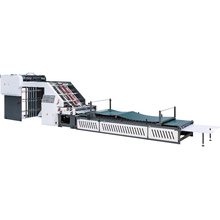 Fully Automatic Flute Corrugated Laminating Machine