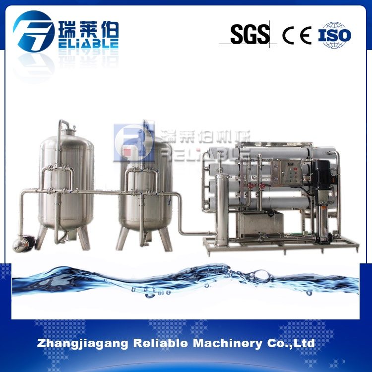 RO water treatment equipment mineral water purifier plant machine price