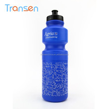 Taizhou Zhejiang Best Selling Customized Logo Promotional Outdoor Sports Plastic Bottles HDPE Water Bottle With Squeeze