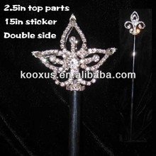 Queen Crystal Pageant Catholic Scepters