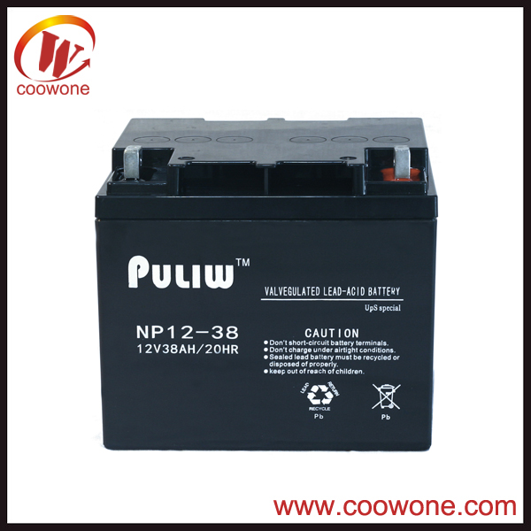 High Quality Lead Acid Power Volt Battery Dealers