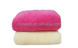 High Quality Ultra Plush and Soft organic Cotton Baby Facecloth
