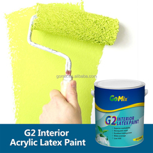 Acylic Paint Latex Paint Different Type of Paint for Bathroom Walls