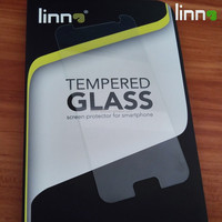 Linno sensitive touch smart phone screen protector tempered glass for samsung galaxy s7