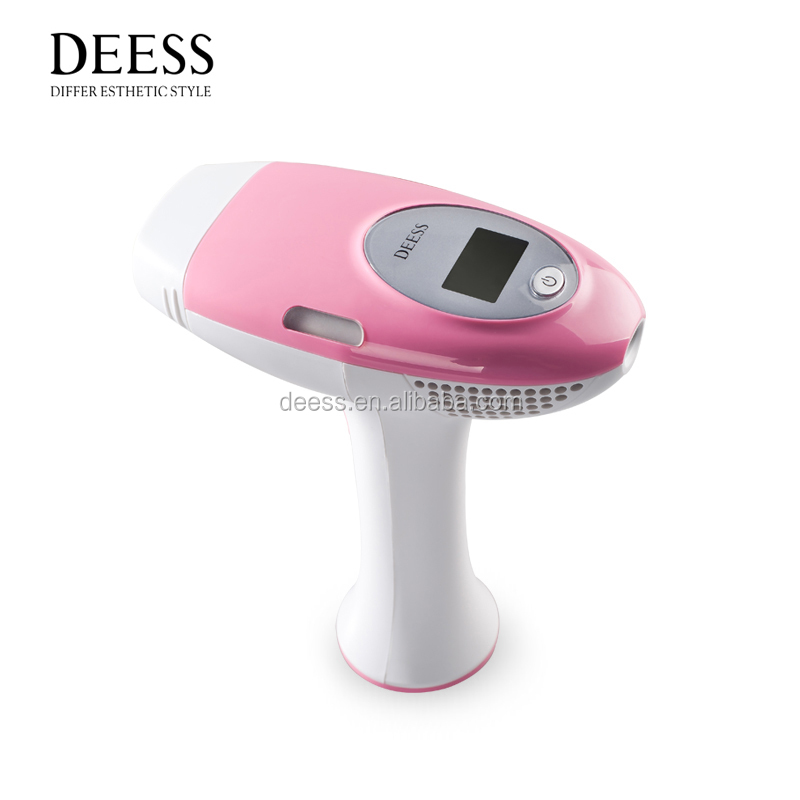 CE, PSE, ROHS approved DEESS 3 functions in 1 ipl hair removal machine home use with ipl xenon lamp