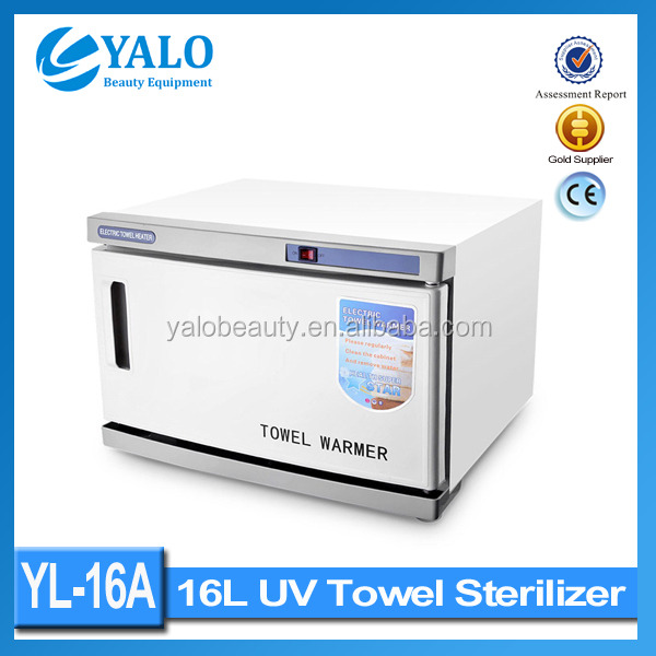 YL-16A Professional hot towel cabinet uv sterilizer for Beauty Salon