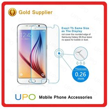 [UPO] Wholesale price 9H 0.3mm 2.5D Tempered Glass Screen Protector for Samsung Galaxy S8 S8 Plus Screen Film