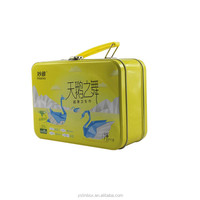 paint tin dry food packing takeaway tin box