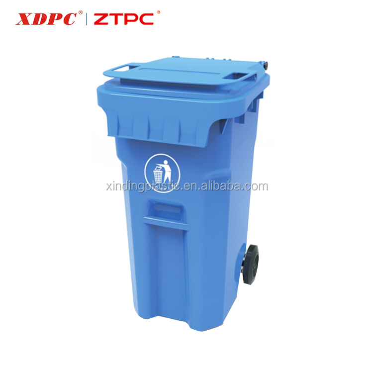 Wholesale Free printing Trashcan Dustbin