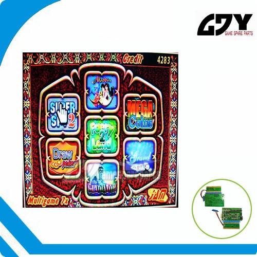 Игровые автоматы (Новоматик Гаминатор)