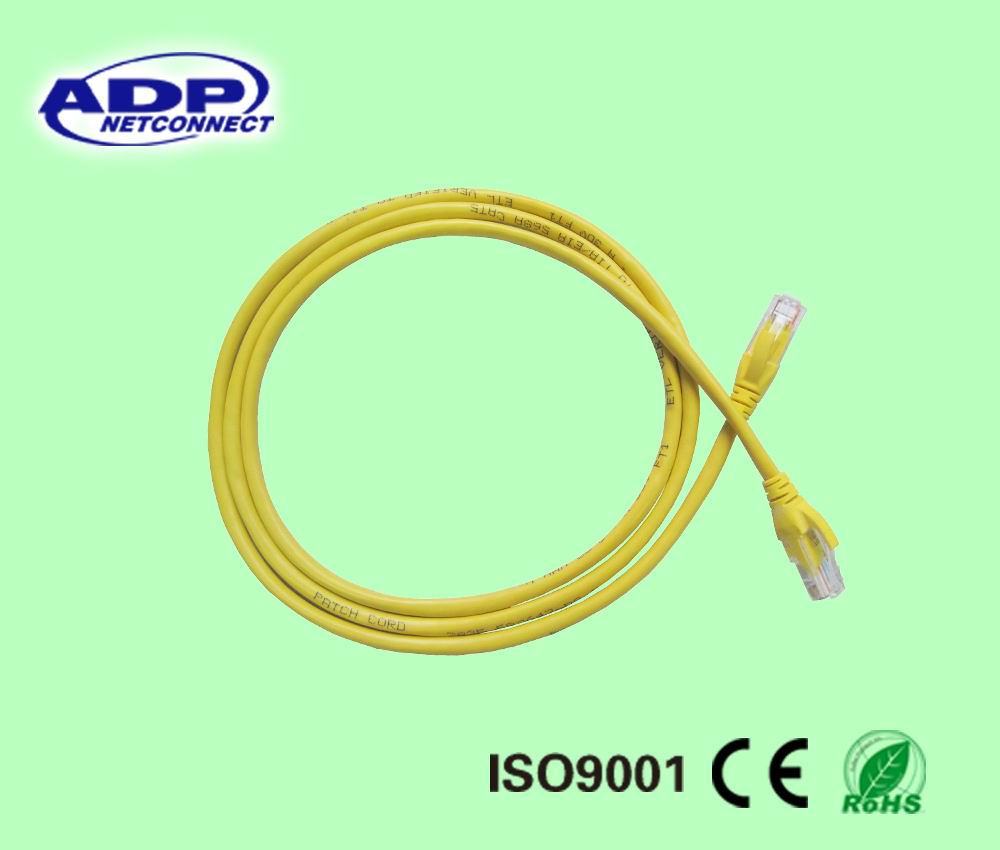 ADP cable cat 6 patch cord cable