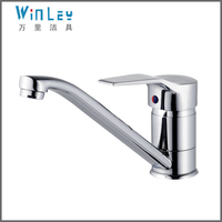 Ningbo 4001L model brass long neck water tap
