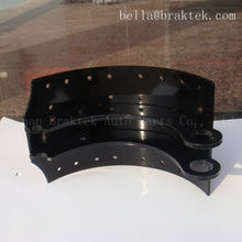 international truck brake parts heavy duty brake shoes for York