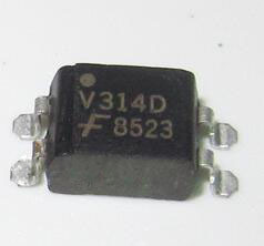 New Original FOD8523SD P126 OPTOISO 2.5KV 2CH TRANS 8SOIC