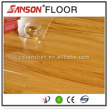 Y2-6905 HDF waterproof super high gloss laminate flooring