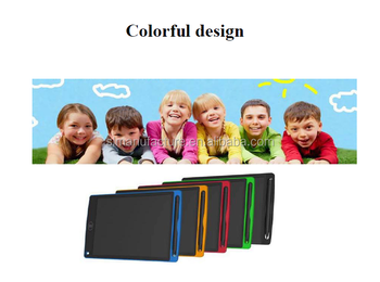LCD Writing tablet Children Early Education Graffiti Painting Board Memo Pad LCD Writing Board