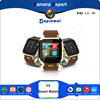 Latest wrist watch mobile phone,hand watch for girl,smart watch phone
