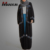 Hot Sell New Design Muslim Abaya High Quality Long Sleeve Fashion Embroidery Front Open Abaya