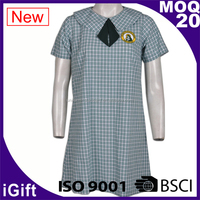China mainland factory wholesale high quality children school girls sex uniform