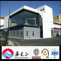 prefabricated industrial commercial and Residential steel structure building