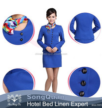 Best Selling Color For Office Uniform For Ladys