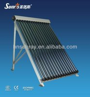 Hot sales CE and CCC approved solar collector for solar water heater