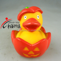 Eco-friendly Halloween duck toys for gifts