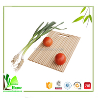 Fish Shape Kitchen Bamboo Cutting Board