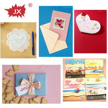 2014 Latest romantic wedding card