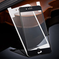 carbon fiber tempered glass For Iphone 7 / 7 plus 3D full cover screen protector