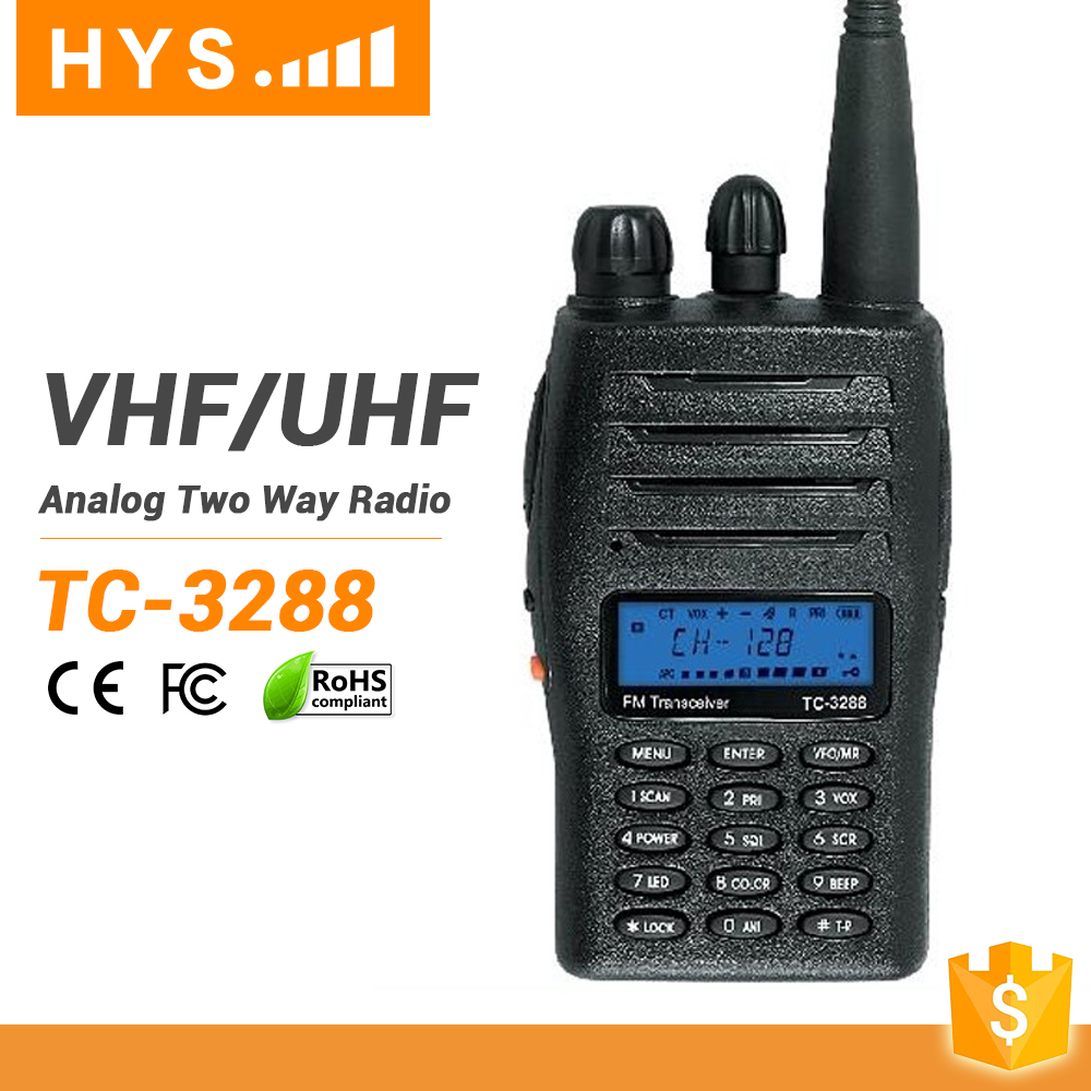 Two Way Equipment Talkie Walkie 20Km Range Uhf Vhf Chinese Ham Radio Transceiver Handheld Radio For Sale