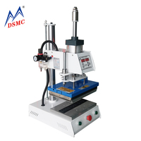 Small heat press machine hot foil stamping machine for leather logo