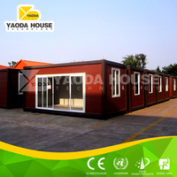Yaoda New design modern prefabricated container house