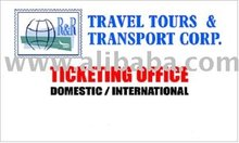 international and domestic airline tickets