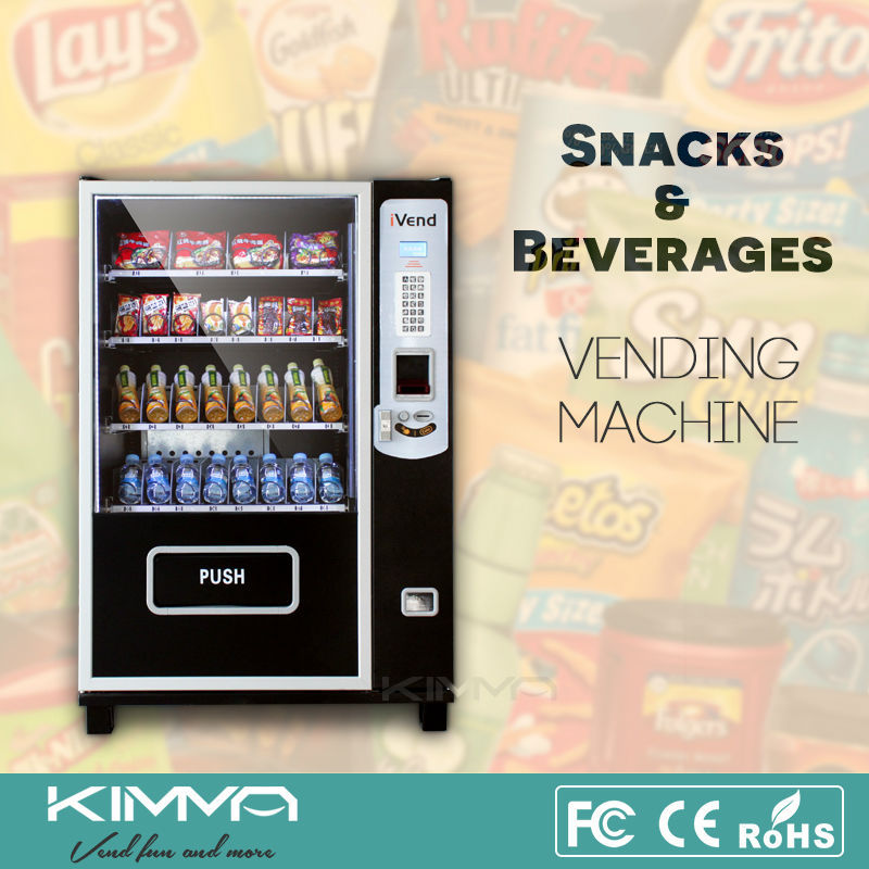 Beauty Products & Nail Art Vending Machine, Best Chinese Brand, KVM-G432