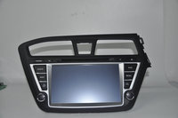ugode U7 RHD hyundai i20 car dvd player auto radio gps navigation bt usb
