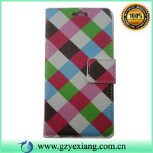 Flip Cover Design mobile phone case for sony xperia m c1904 c1905